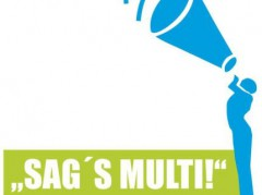  SAG&#039;S MULTI! Logo